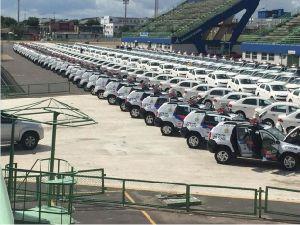100m IR 2.0MP New Defog Police Car Camera pictures & photos