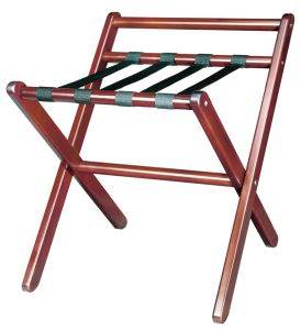 Perfect and Modern Hotel Solid Wood Folding Luggage Rack (DA19) pictures & photos
