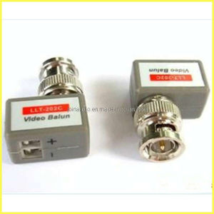 Video Balun With BNC Connector (202C) pictures & photos