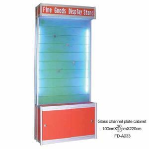 Glass Display Stand (FD-A033)