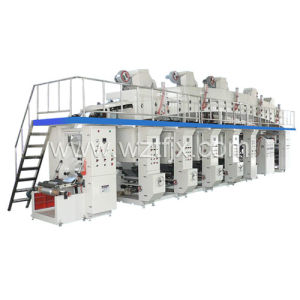 Based Medicinal Coated Aluminum Foil Printing Machine (TF-YATB-650F)