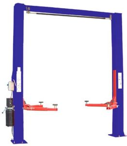 Two Post Hydraulic Lift (Bd-Qjy240fk pictures & photos