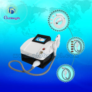 (IPL+RF+E light) for Hair Removal and Skin Rejuvenation pictures & photos