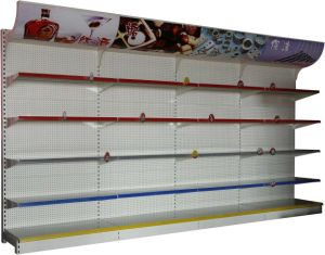 European-Type Shelf With Light Box (JT-A02)