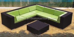 Outdoor / Garden / Patio / Rattan Sofa (NC6074)
