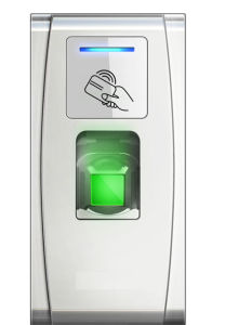 Waterproof Outdoor Fingerprint Access Control with RFID (AC01-MF)
