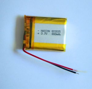 Li-Polymer Battery with 5565102 4400mAh 3.7V pictures & photos