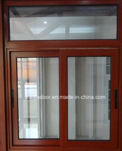Double Glazing Thermal Break Aluminum Casement Window