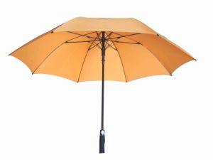 High Quality Auto Open Golf Umbrella (GU018) pictures & photos