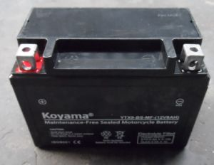 Super CCA Maintenance Free Motorcycle Battery Ytx9-BS for Motorcycle & Street Bike pictures & photos