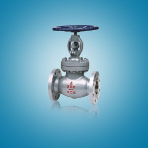 ANSI Cast Steel Flanged Globe Valve