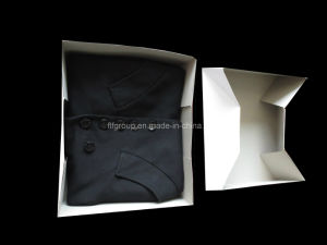Premium Apparel Boxes Folding White Coated Gift Boxes Pop-up Paper Boxes pictures & photos