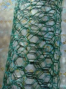 PVC-Coated Hexagonal Wire Mesh 2′′x0.66mmx1.5mx50m pictures & photos