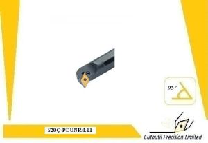 S20q-Pdunr/L11 for Steel Hardmetal Matching Standard Turning Tools Boring Bar for Lathe pictures & photos