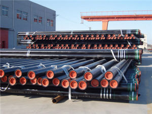 API 5CT Grade J55 Steel Casing Pipe pictures & photos