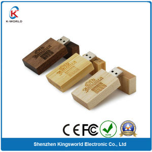 Bamboo 2GB Popular USB Stick pictures & photos