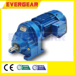 Mtd Series Inline Helial Gear Motor pictures & photos