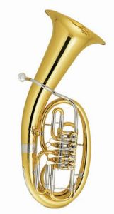 High Grade Rotary 4 Key Euphonium (EU-1700) pictures & photos