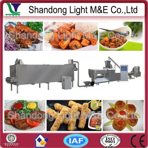 Fully Automatic High Capacity Textured Soy Meat Processing Line 100-1000kg/H pictures & photos
