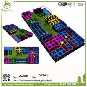 Customized Size Jumping Mat Indoor Trampoline Park pictures & photos