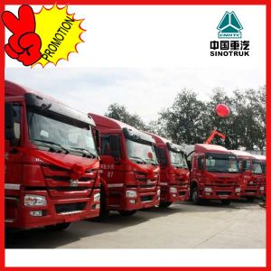 336HP Engine for Bad Road HOWO 6*4 Tractor Truck