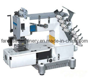 Multi-Needle Cylinder Bed Industrial Sewing Machine (OD008-04064P) pictures & photos