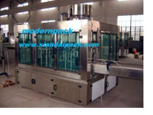Carbonated Beverage Filling Machine (CGF18-18-6) pictures & photos
