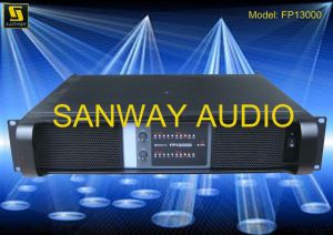 Sanway Fp13000 PRO Audio Stereo Power Amplifier, PA Speakers Linear System AMPS pictures & photos