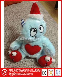 Hot New Design Christmas Monster Plush Toy with CE pictures & photos