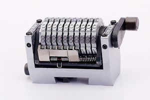 Numbering Machine