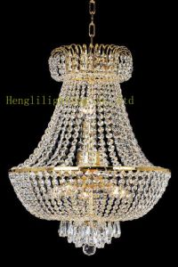 Crystal Chandelier HLH-20828/5+2
