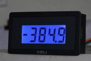 LCD Display Meter