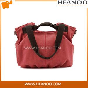 Vintage Stylish Ladies Designer Women Travel Bag Tote Handbag pictures & photos