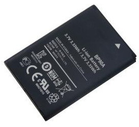Rechargealbe Digital Camera Battery for Samsung Hmx-E10wp