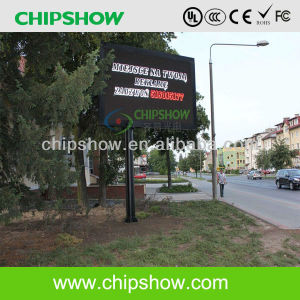 Chipshow P20 Full Color Outdoor LED Electronic Screen pictures & photos