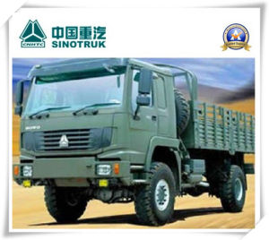 Sinotruk HOWO 4X4 Heavy Duty Truck Dump/Tipper Truck 266HP pictures & photos