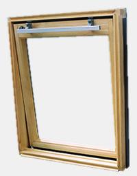 Aluminum Wood Compos Window - 7