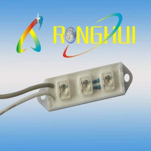 3PCS Metal Clad Piranha LED Module (CE&RoHS)