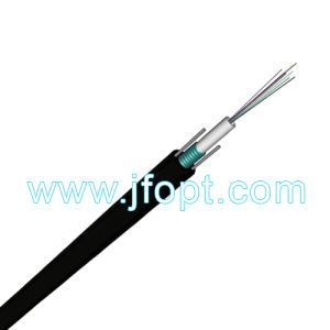 GYXTW Fiber Optic Cable with PE Jacket