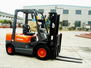 2500kg Diesel Forklift Truck