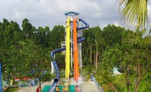 High Speed Slide for Exciting (HZQ-08)
