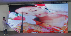 Front Service Outdoor Full Color LED Screen P10