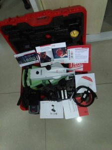 "Total Station Ts06 2"" R500 Reflectorless Total Station pictures & photos"