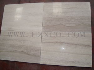 White Wood/Grey Wood/Light Serpeggiant Marble for Tile/ Sab/Vanity Top/Mosaic pictures & photos