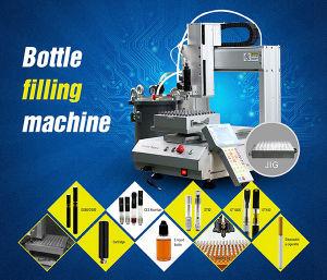 2016 Hottintg Cbd Oil Filling Machine for Disposable Refillable E-Cigarette pictures & photos
