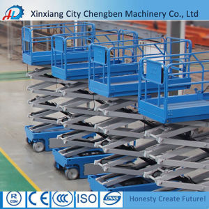 Lifting Height Aerial Work Platform Self Propelled pictures & photos
