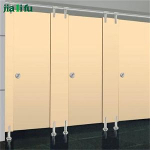 Jialifu Easy Clean Bathroom Partitions for Hospitals pictures & photos