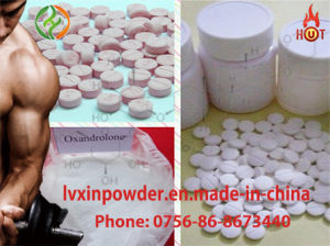 Turinabol/4-Chlorodehydromethyltestosterone Steriod Powder CAS2446-23-3 pictures & photos