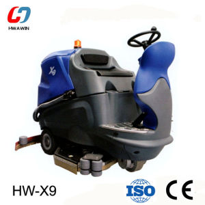 Automatic Driving Type Electric Floor Scrubber pictures & photos