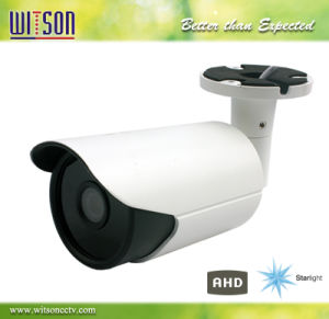 CCTV 720p/960p/1080P Ahd Starlight Analog HD Color Night Vision Surveillance Camera pictures & photos